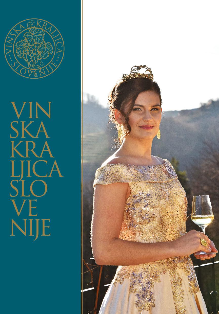 Vinska kraljica Slovenije 2018